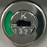 鍵番号が確認できるよう、できるだけアップで撮影してください。
